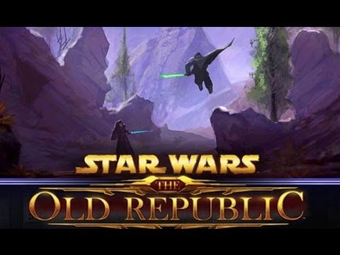 Star Wars: The Old Republic – Gameplay Demo