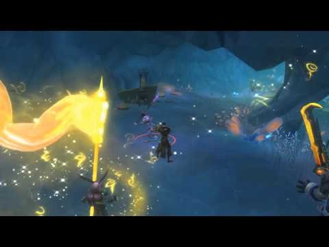 Wildstar Gameplay Footage