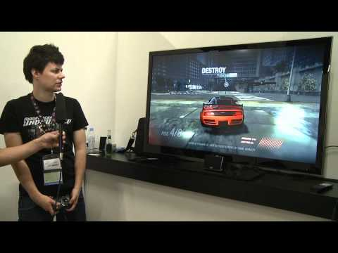 Ridge Racer: Unbounded – Gameplay Video gamescom