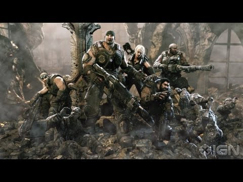 Gears of War 3 – Intro Cinematic