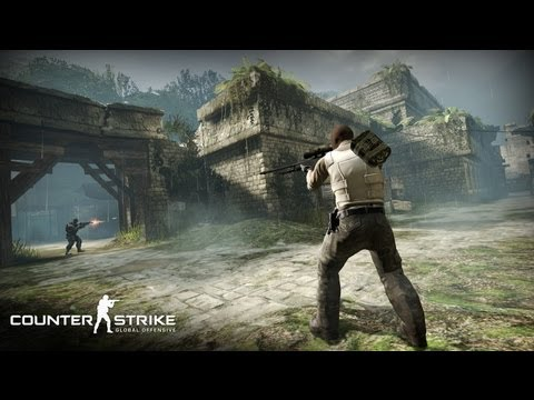 Counter-Strike: Global Offensive – Underpass Gameplay