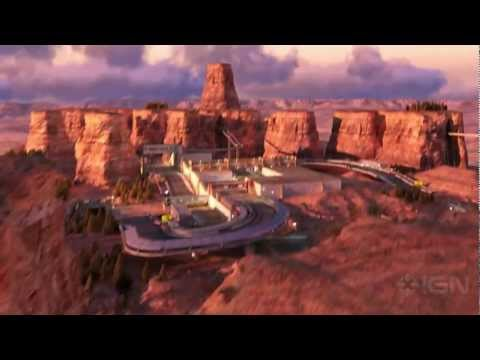 TrackMania 2: Canyon Educational Trailer