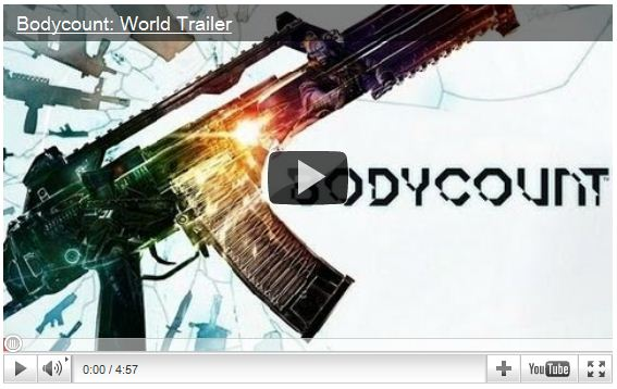 Bodycount - The World Trailer