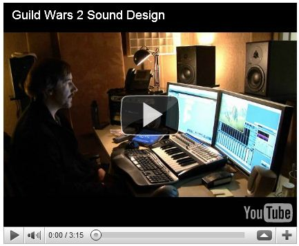 Guild Wars 2 - Sound Design