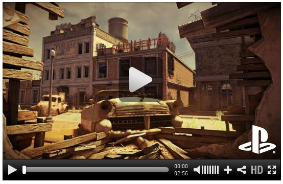 Resistance 3 Australian Multiplayer Map