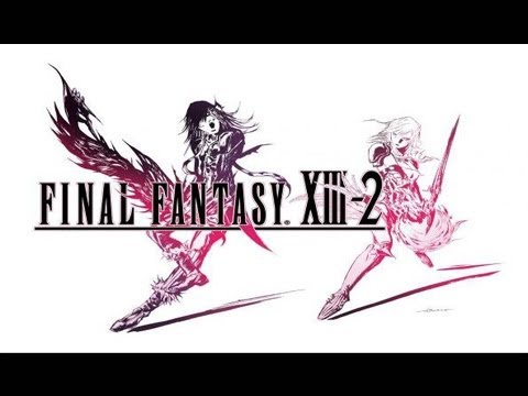 Final Fantasy XIII-2 Two New Trailers