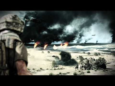 Battlefield 3 – Jay-Z – 99 Problems Gameplay Teaser