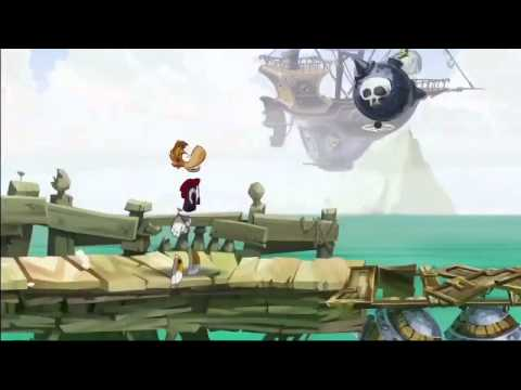 Rayman: Origins – Around The World – Exclusive Trailer