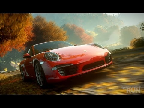 Need for Speed: The Run – Porsche Giveaway
