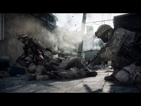 Battlefield 3 – Innovation Trailer