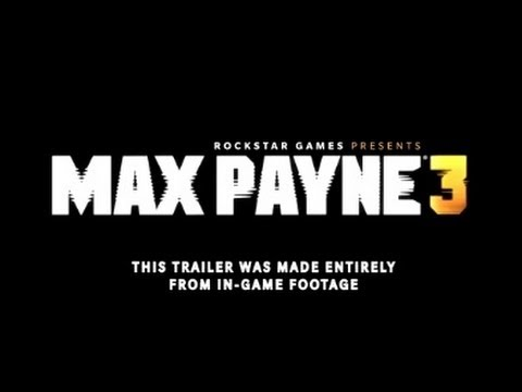 Max Payne 3: First Trailer – YouTube