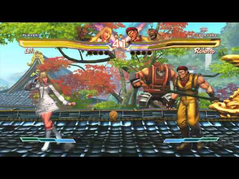 Street Fighter x Tekken – Pandora Mode Explained