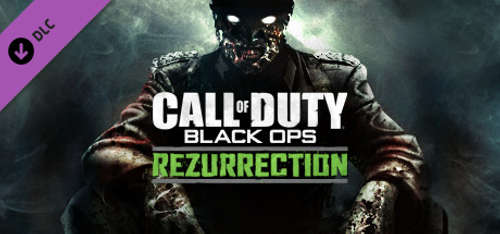 Call of Duty Black Ops Rezurrection Logo