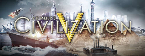 Civilization V Logo