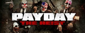 PAYDAY The Heist Logo