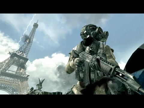 Call of Duty: Modern Warfare 3 Brings Out The Big Guns With This Launch Trailer