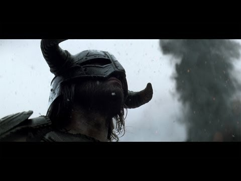 Live Action Trailers Make A Glorious Comeback With The Elder Scrolls V: Skyrim Live Action Trailer