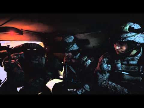 First 15 Minutes Of Battlefield 3 (PC) Campaign At 1080p On Ultra Settings