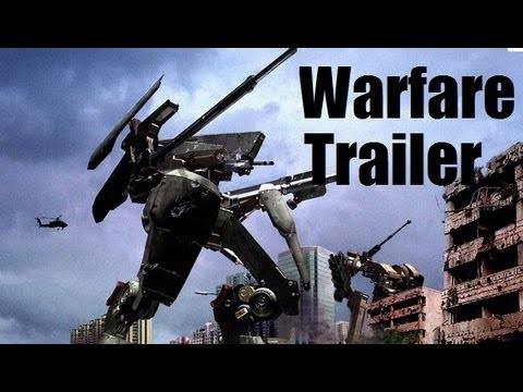 See Some More Mech Gameplay In This Steel Battalion: Heavy Armor – Warfare Evolution Trailer