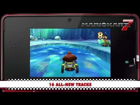 Forget The Low Nintendo Forecast Numbers Check Out This Mario Kart 7 – 3DS Pre-order Trailer Instead