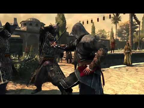Assassin's Creed: Revelations – The Life of Ezio Auditore Trailer