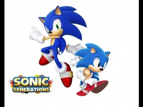 Sonic Generations – Modern Era Trailer
