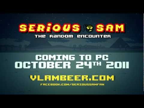Serious Sam: The Random Encounter – Official Gameplay Video