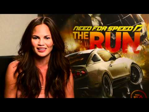 EA Invites You To Beat Chrissy Teigen's Time In Need For Speed: The Run
