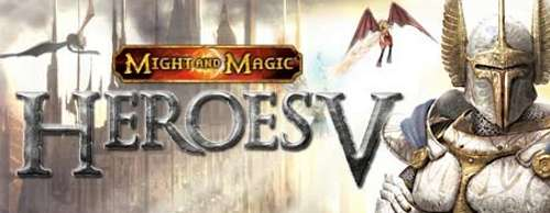 Heroes of Might and Magic V Logo