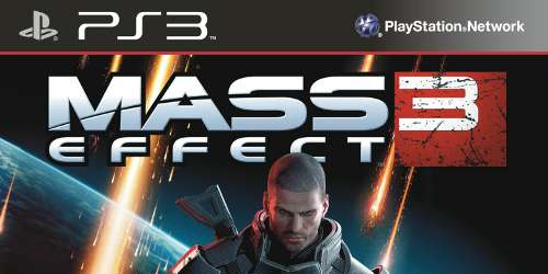 Mass Effect 3 PS3 Cover Art (Header)