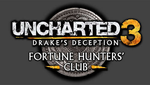 Uncharted 3 Fortune Hunters Club