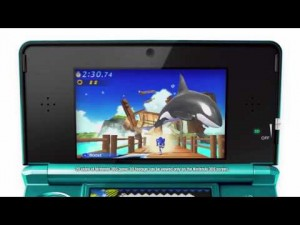 Sonic Generations Goes Portable And 3D With This 3DS Launch Trailer