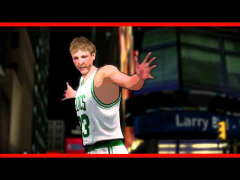 NBA 2K12 Showcases Its Cell-Shaded Legends DLC In This Launch Trailer