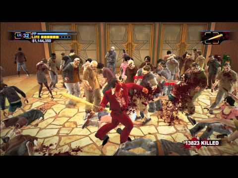 Check Out This Trailer For The New Gamebreaker DLC For Dead Rising 2: Off The Record