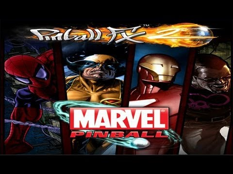 Zen Studios Unveils The Marvel Pinball – Moon Knight Table