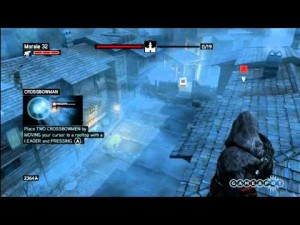 Assassin's Creed: Revelations – Den Defense aka Tower Defense Gameplay