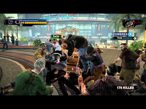 See Zombies Run In Fear Of This Dead Rising 2: Off The Record – Cosplay Warrior Skills DLC Pack