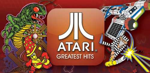 Atari Greatest Hits Logo