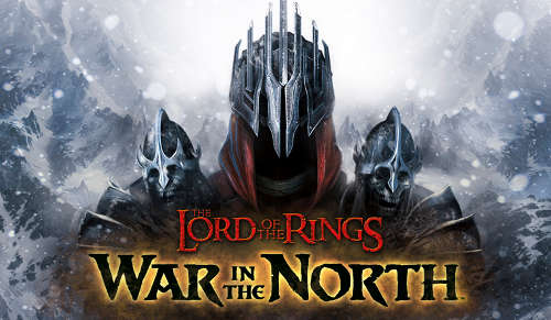 Lord of the Rings War In The North Logo