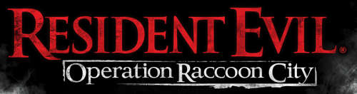 Resident Evil Operation Raccoon City Logo