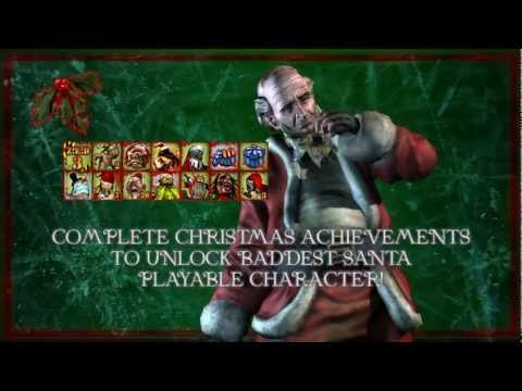 We Told You It Was Coming, Check Out The Killing Floor Official Twisted Christmas In Action