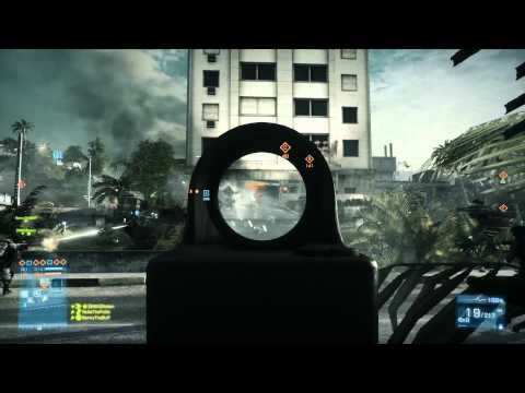 Latest Battlefield 3 Trailer Brings The Pain With Sharqi Peninsula Gameplay