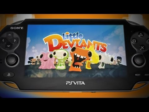 PlayStation Busts Out 10 PS Vita Game Trailers To Feast Your Eyes On, But Not Your Hands Yet