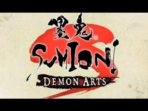 Check Out This Trailer For Sumioni: Demon Arts Which Has A Touch Of Okami Flair