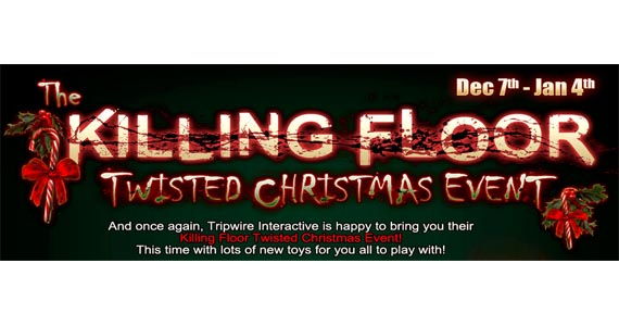 Killing Floor Christmas 2011 Logo