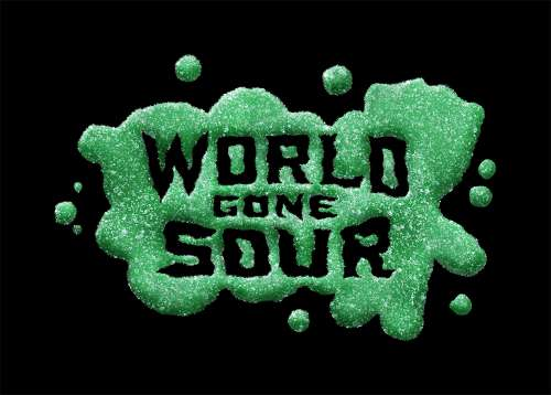 World Gone Sour The Lost Kids Logo