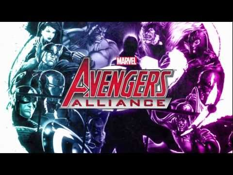 Marvel: Avengers Alliance Invades Facebook