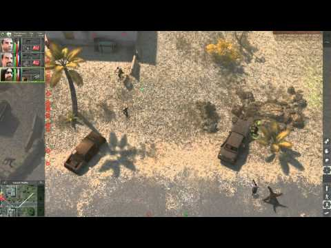 Check Out This Jagged Alliance: Back In Action (PC) Gameplay Walkthrough