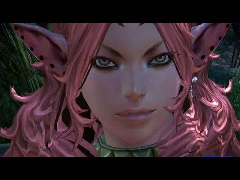 This TERA Spotlight Video For The Castanic Race Is Shaking