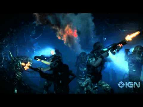 Get Ready To Rock With This Aliens: Colonial Marines – Contact Teaser